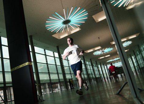 Indoor Marathon Wien