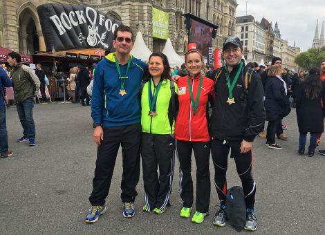 Staffelmarathon Teamphysios 2016