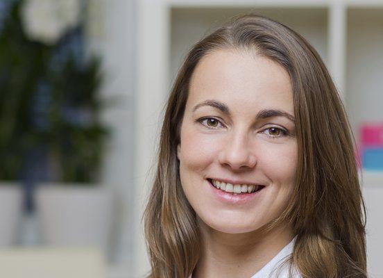 Portrait: Silvia Riesenhuber