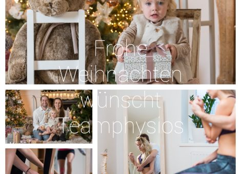 Teamphysios wünscht frohe Weihnachten und einen guten Rutsch!