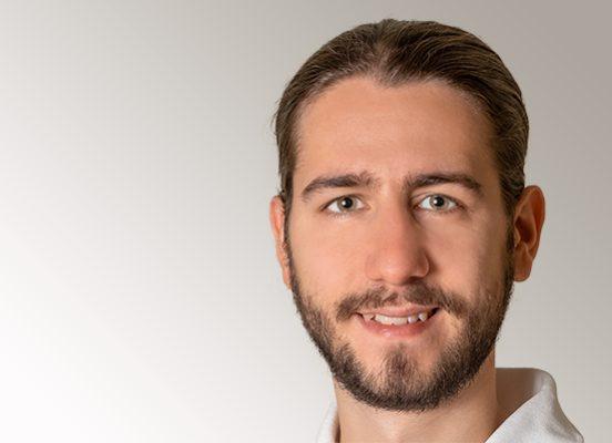 Portrait: Oliver Schabauer BSc.