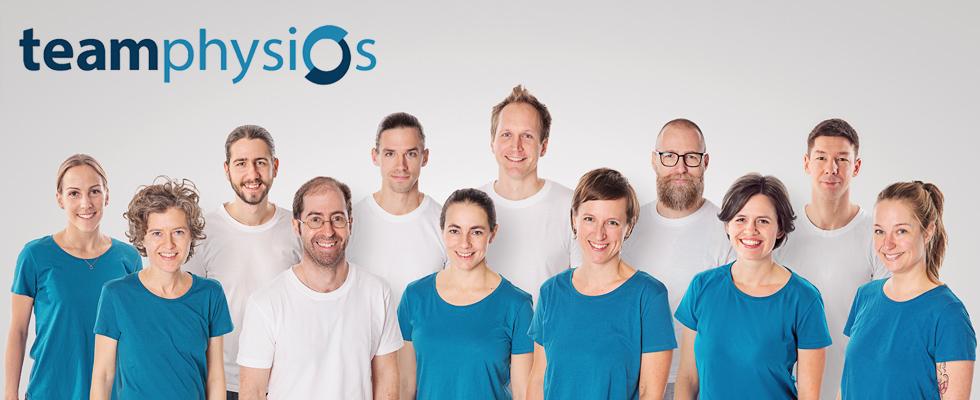teamphysios – Physiotherapie und Osteopathie in 1180 Wien und 1130 Wien